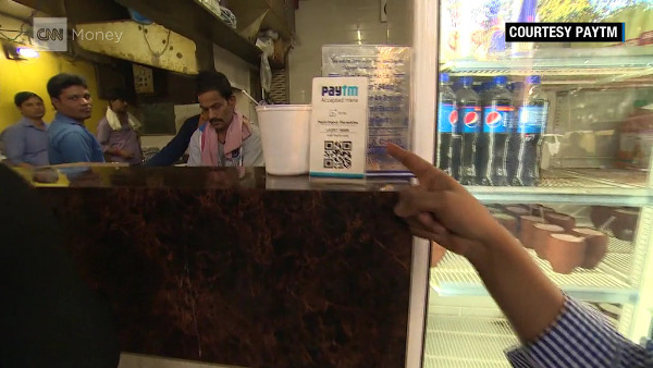 India Cashless Payments.cnnmoney 1024x576