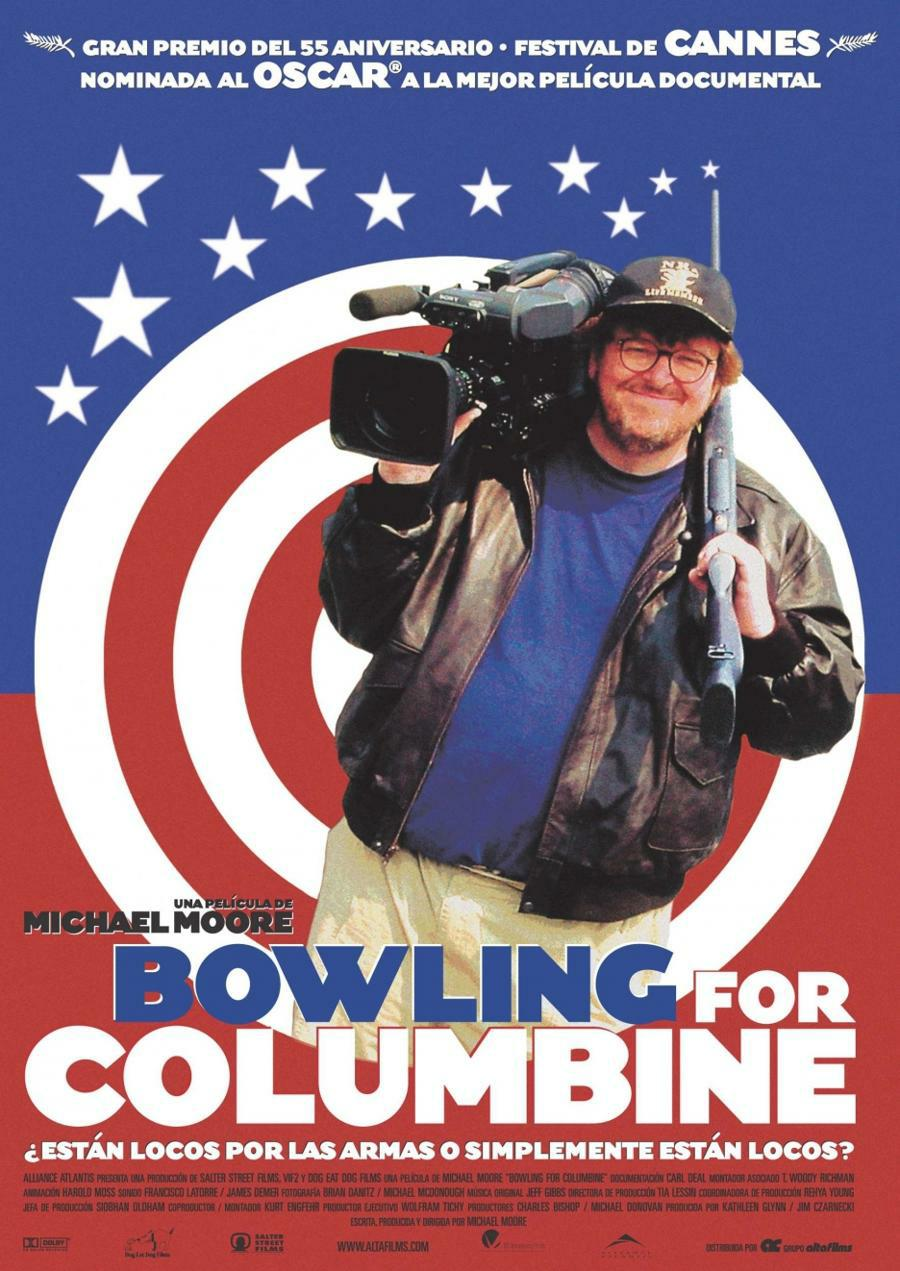 M. Moore: Bowling for Columbine