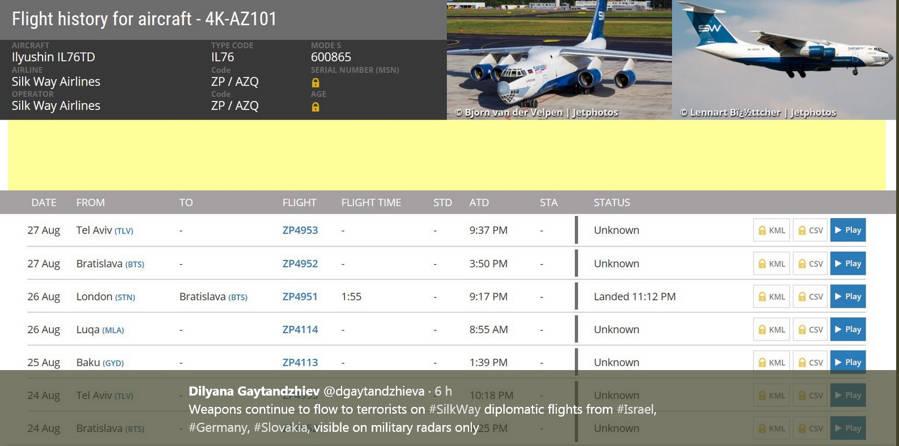 Flight 4K AZ101